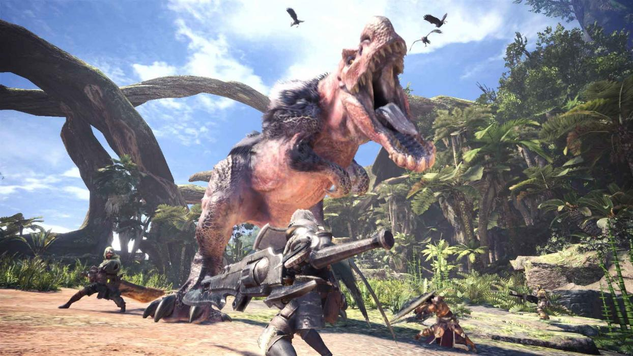 Capcom ribadisce che Monster Hunter World non uscirà su Nintendo Switch