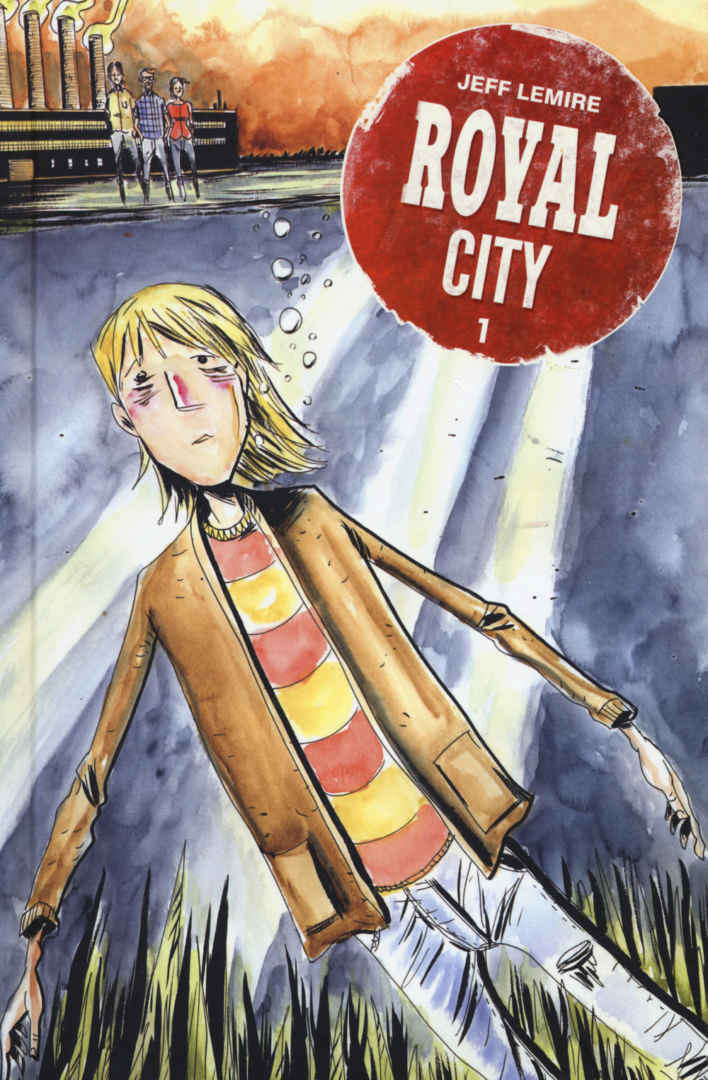 Royal City Book Cover