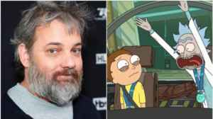 Dan Harmon Rick and Morty
