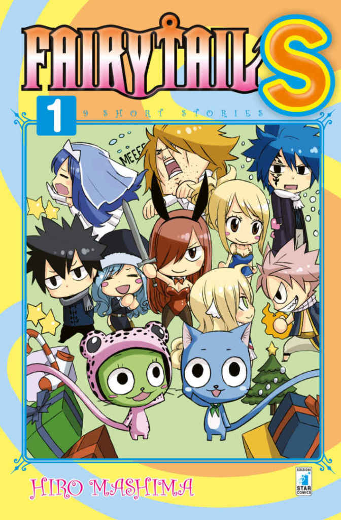 Fairy Tail S - Short Stories