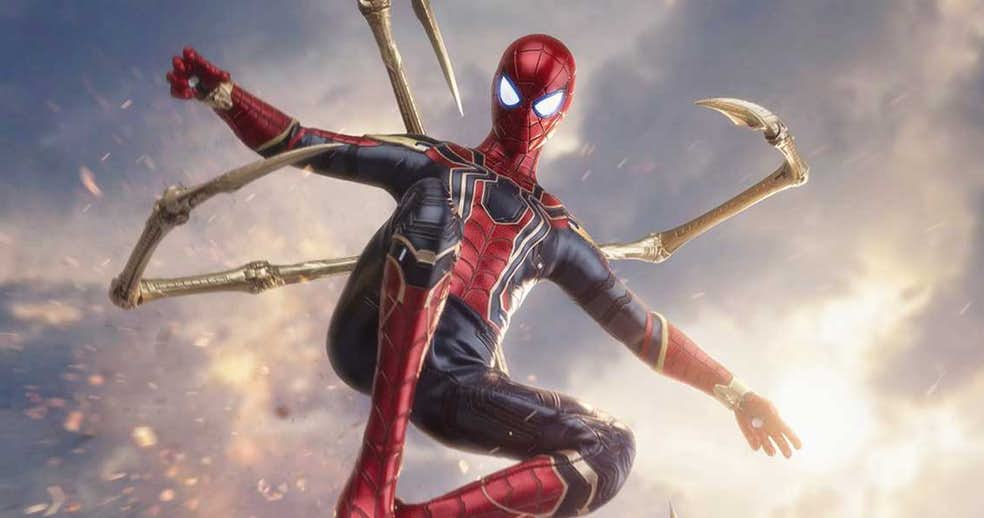 Image Result For Iron Spider Homecoming