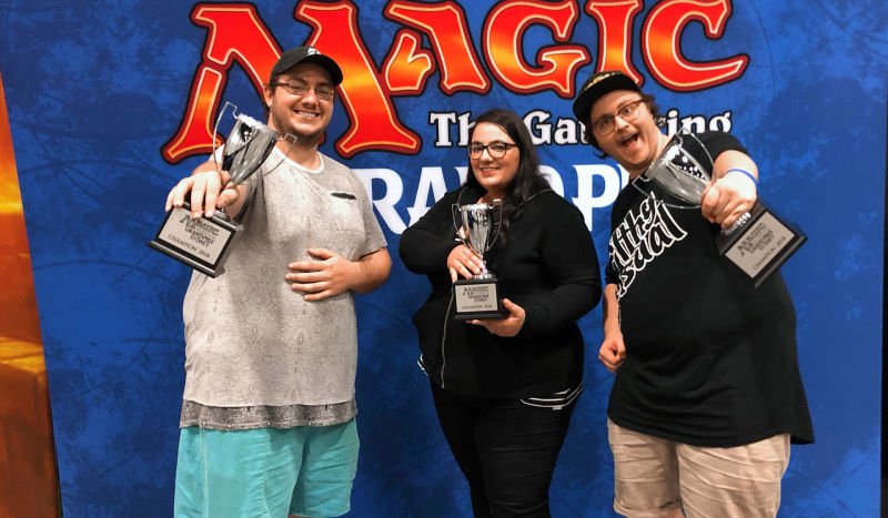 Jessica Estephan Magic: The Gathering Grand Prix