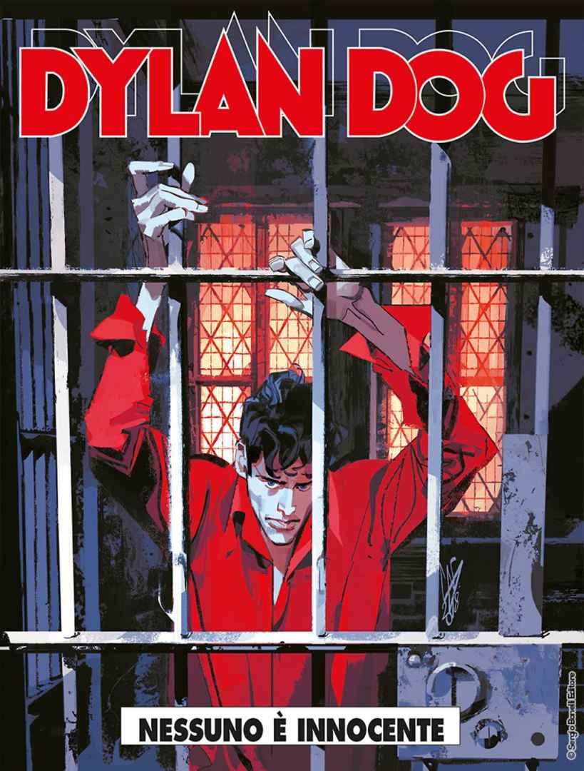 Dylan Dog #380: Nessuno è Innocente Book Cover