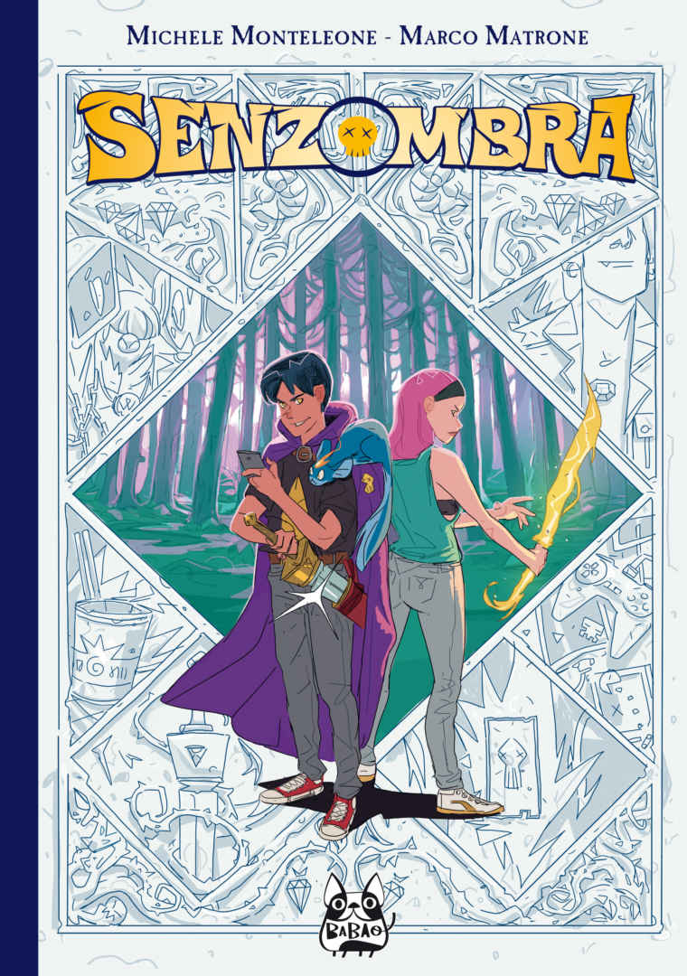 Senzombra Book Cover