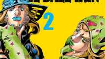Le bizzarre avventure di JoJo: Steel Ball Run #2