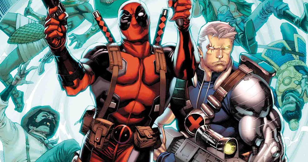 Cable and Deadpool Annual