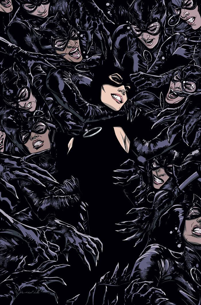 Catwoman Joelle Jones Cover