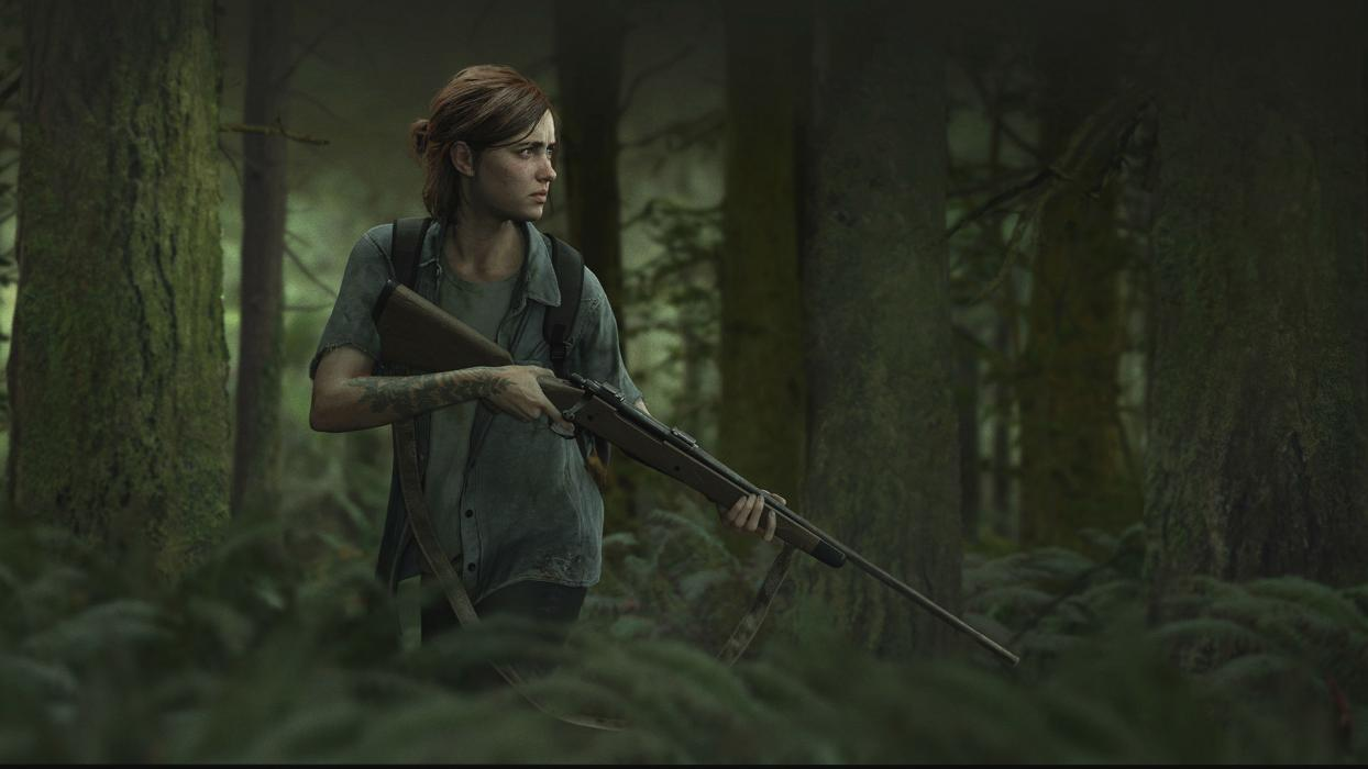 The Last of Us 2 Ellie