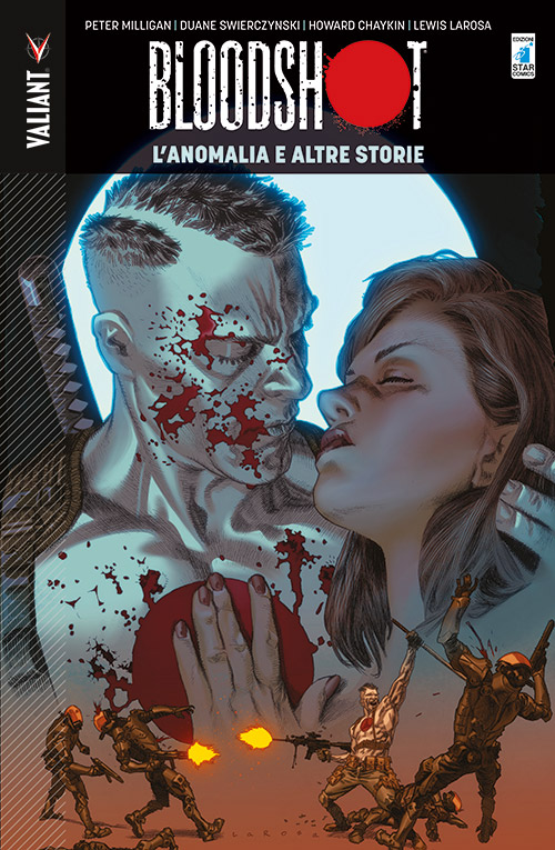 Bloodshot #5-6 Book Cover