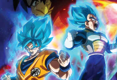 Dragon Ball Super Film 2018