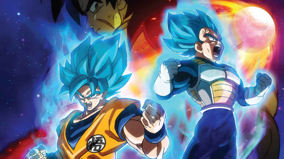 Dragon Ball Super: Broly, il primo trailer dal San Diego Comic Con