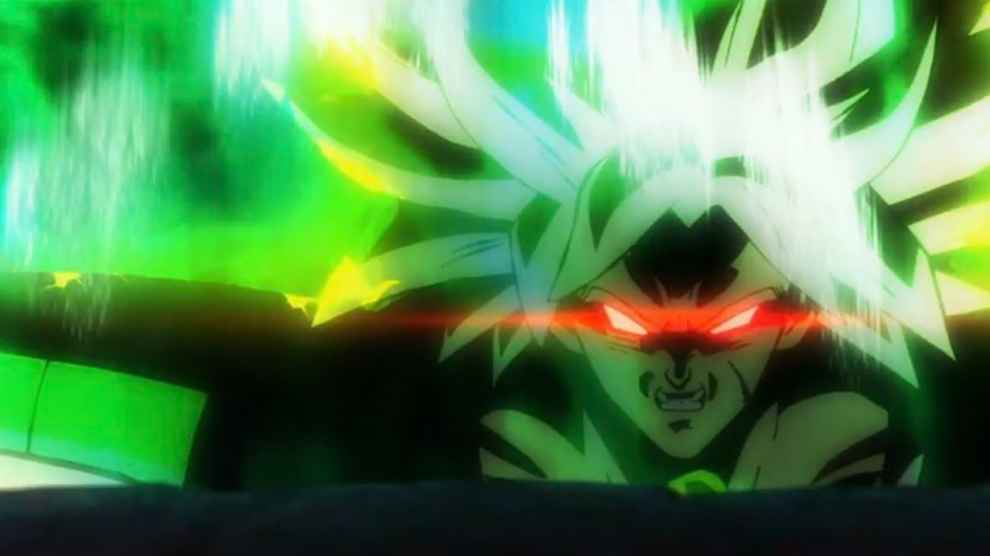 Dragon Ball Super Broly Film