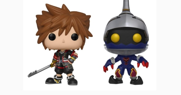 Funko Pop Kingdom Hearts III