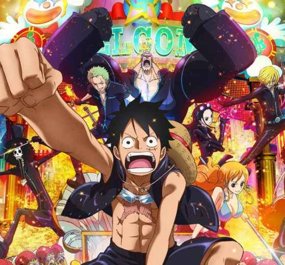 One Piece Gold: Il Film - Romanzo