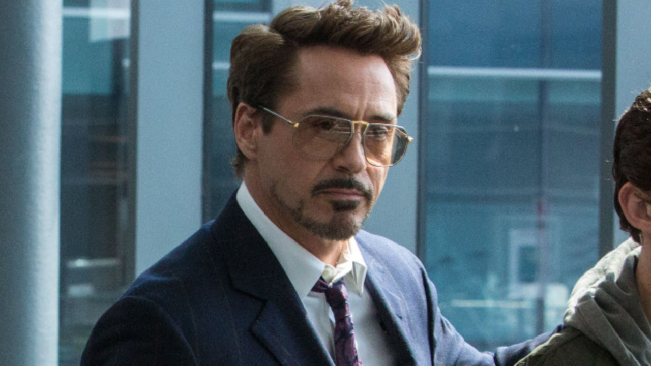 Robert Downey Jr.