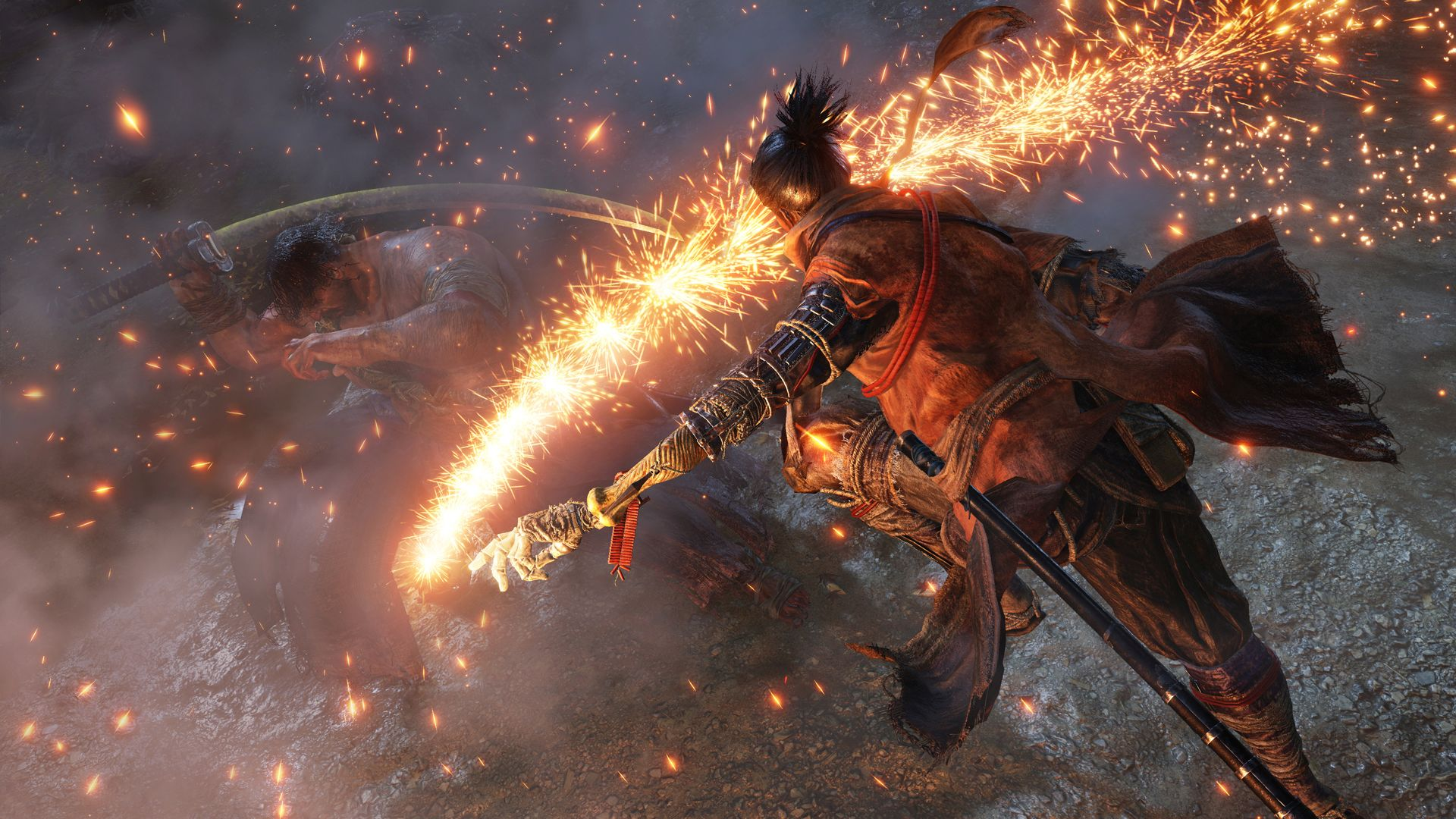 Sekiro Shadow of Twice