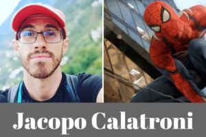 Jacopo Calatroni Spider Man Intervista