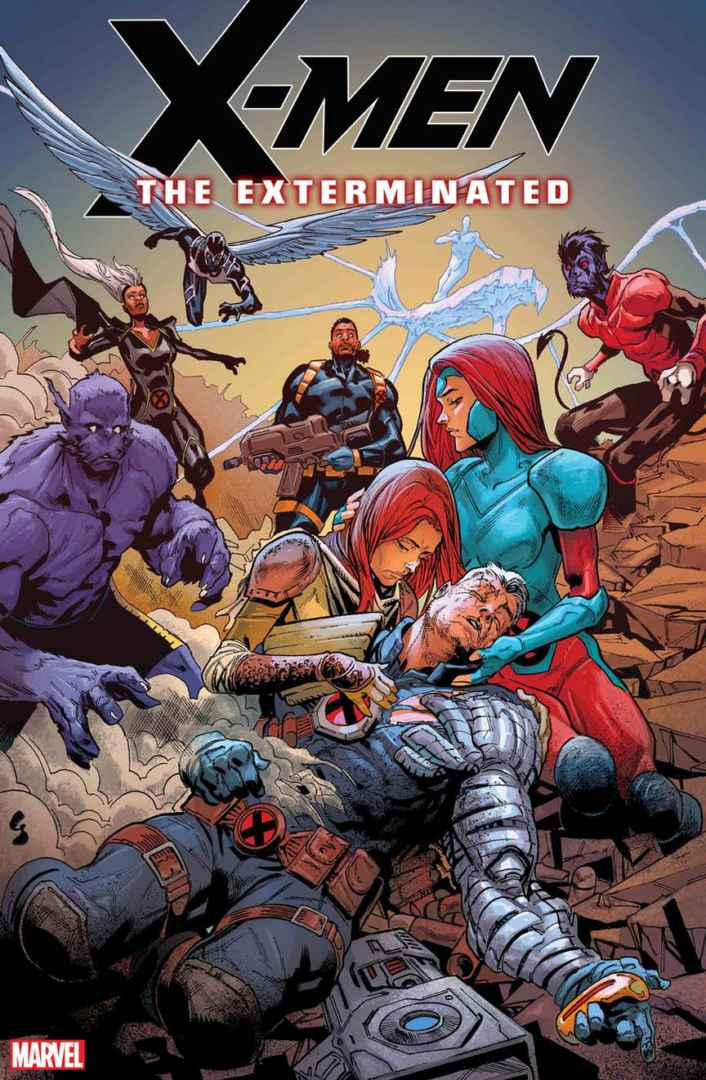 X-Men: The Exterminated # 1