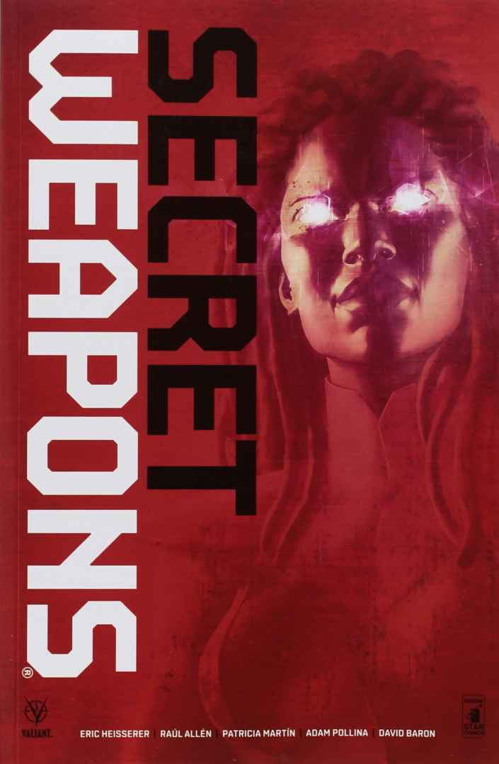 Secret Weapons Book Cover