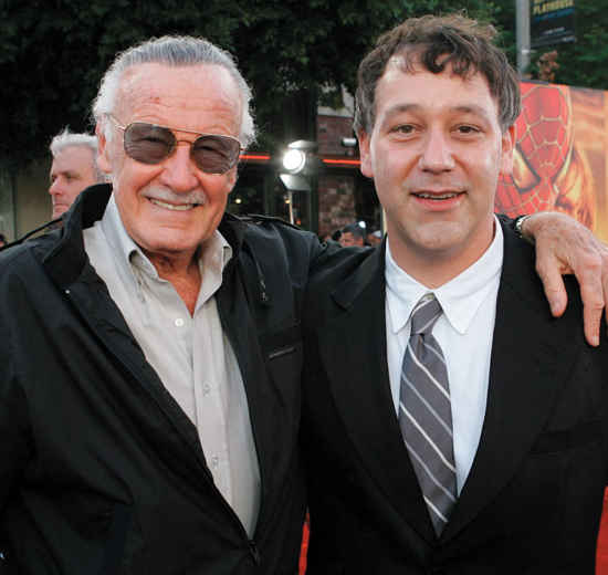 Sam Raimi Stan Lee