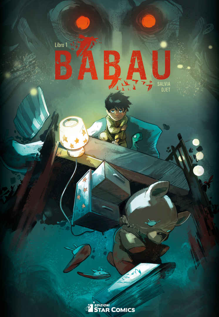 Babau #1 Book Cover