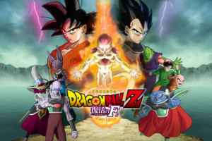 "Dragon Ball Z: La resurrezione di ""F"" Anime Comics"