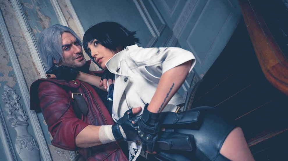 Devil May Cry Cosplay