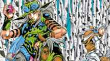 Steel Ball Run #9