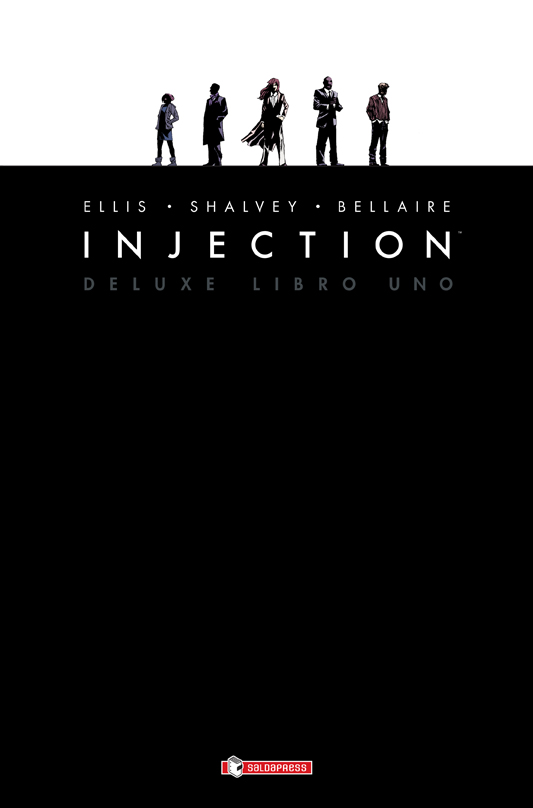 Injection Deluxe - Libro Uno