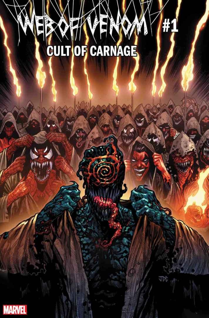 Web of Venom: Cult of Carnage#1