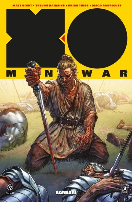 X-O Manowar Nuova Serie 5
