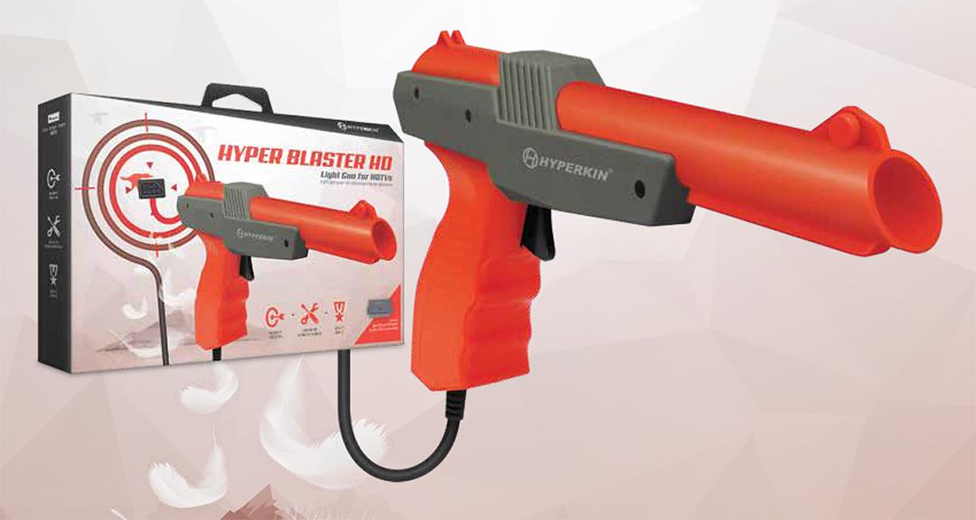 Hyper Blaster HD
