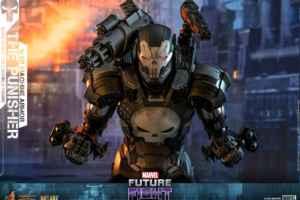 Marvel Future Flight Punisher (War Machine Armor)