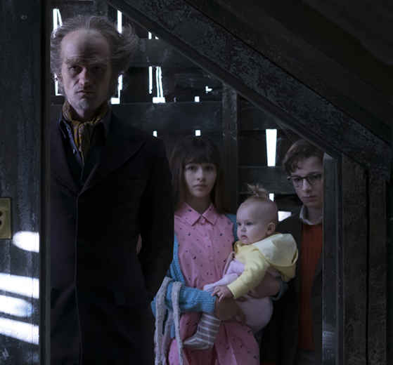 Lemony Snicket: Una serie di sfortunati eventi