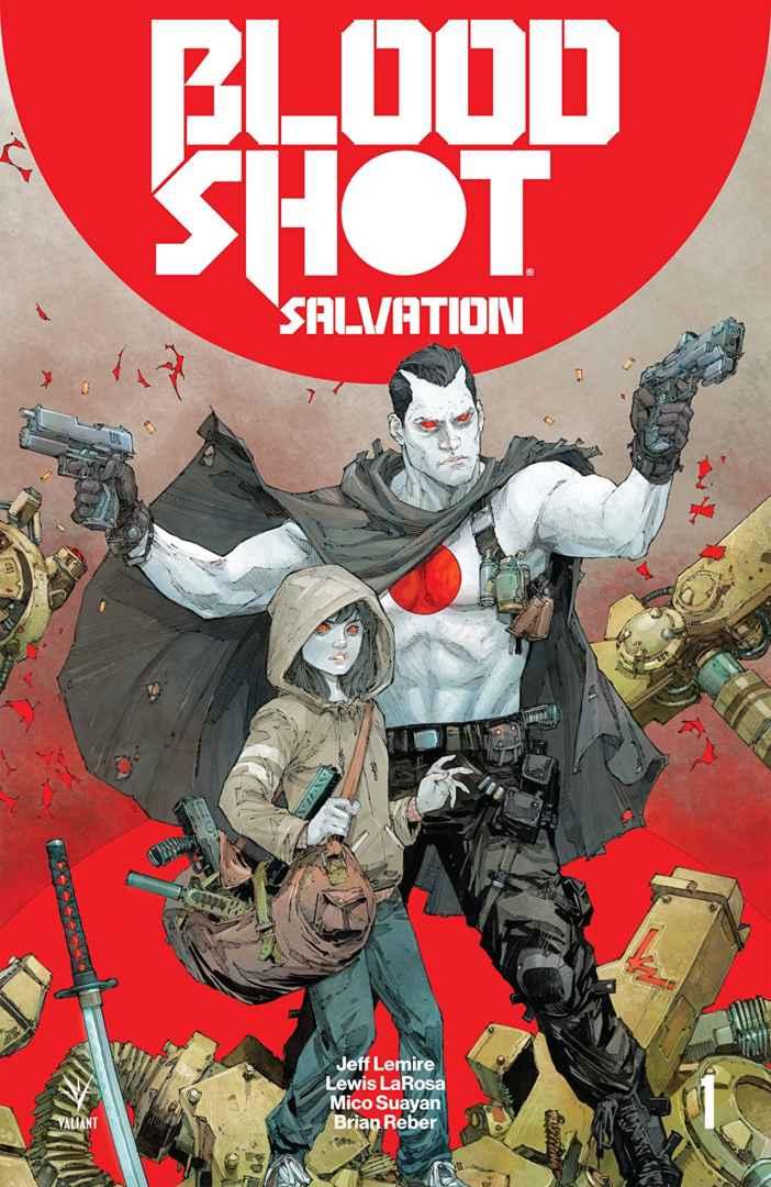 Bloodshot Salvation #1: Il Libro della Vendetta Book Cover