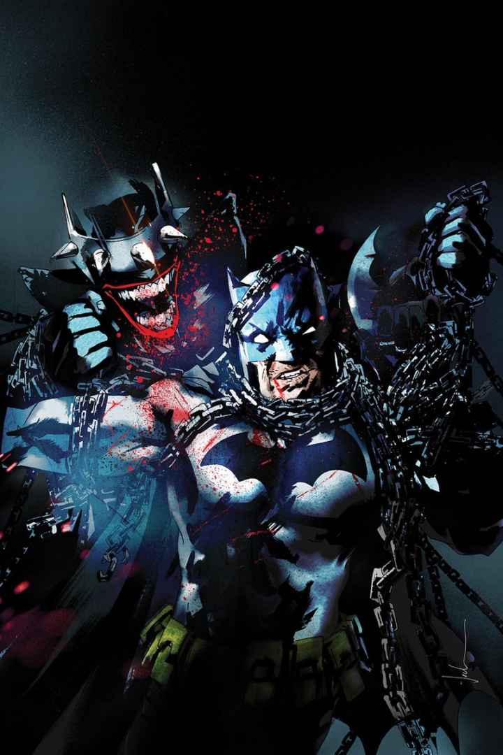 Batman Who Laughs #3