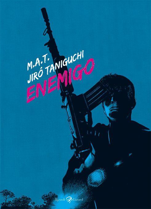 Enemigo Book Cover