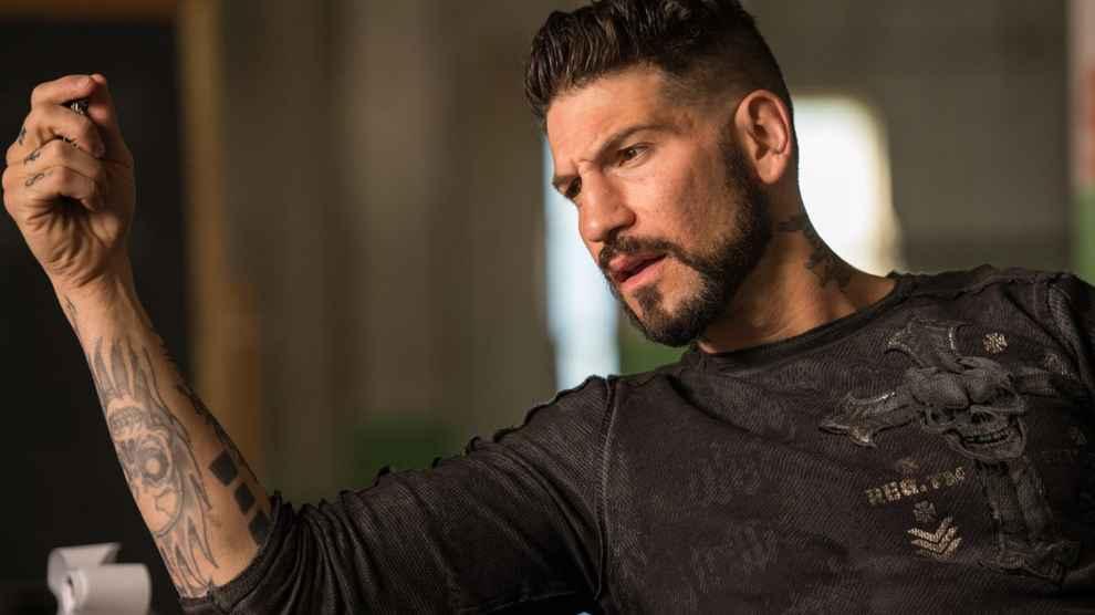 Jon Bernthal Punisher Marvel Netflix