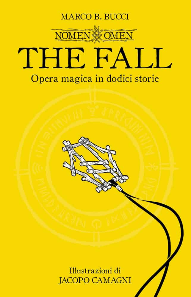 Nomen Omen: The Fall Book Cover