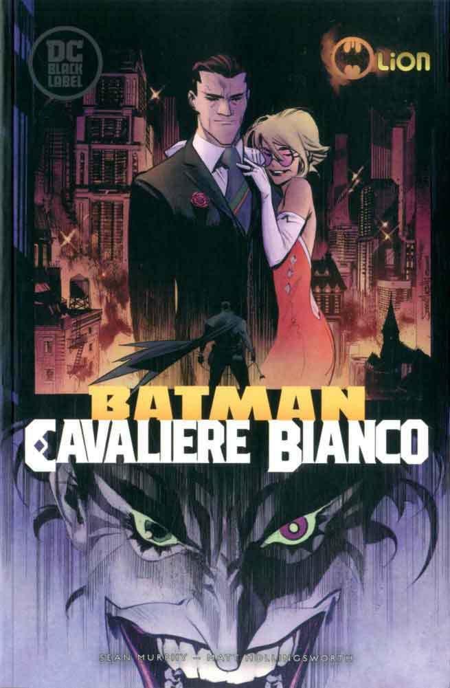 DC Black Label – Batman: Cavaliere Bianco vol. 1 Book Cover
