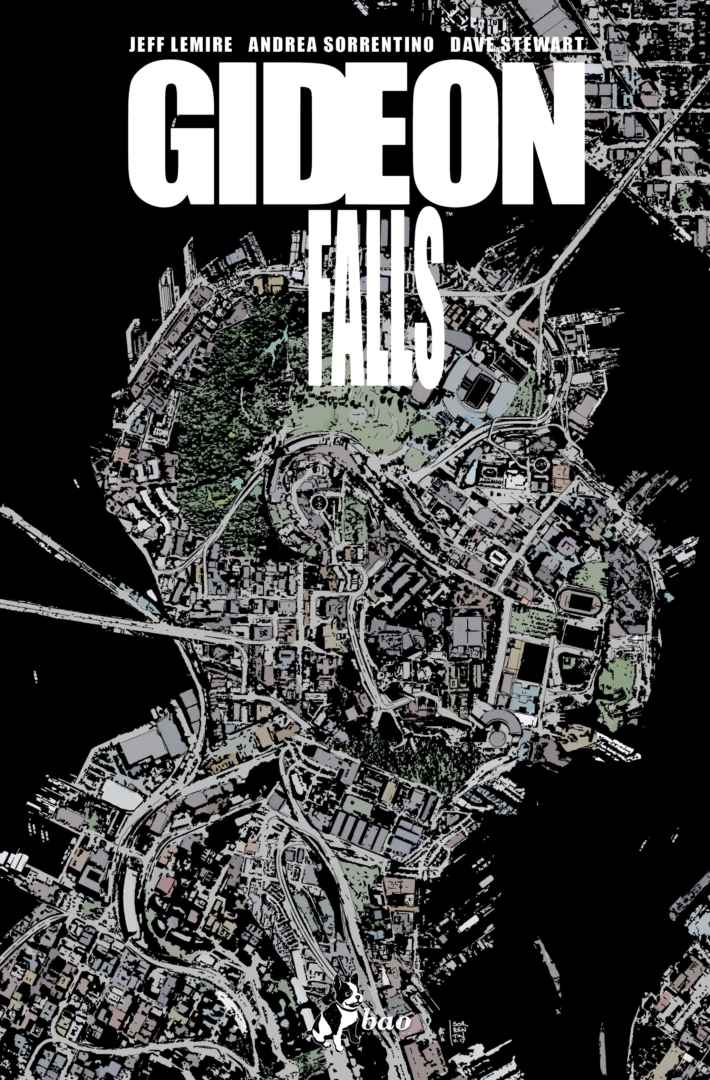 Gideon Falls Volume 1 Book Cover