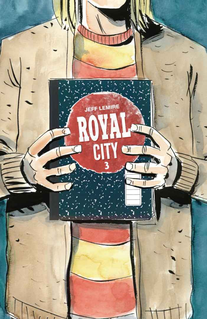 Royal City 3 Book Cover