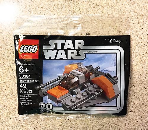 LEGO Star Wars Snowspeeder – 20th Anniversary Edition (30384)