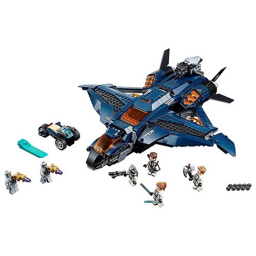 LEGO Marvel Super Heroes Avengers: Endgame