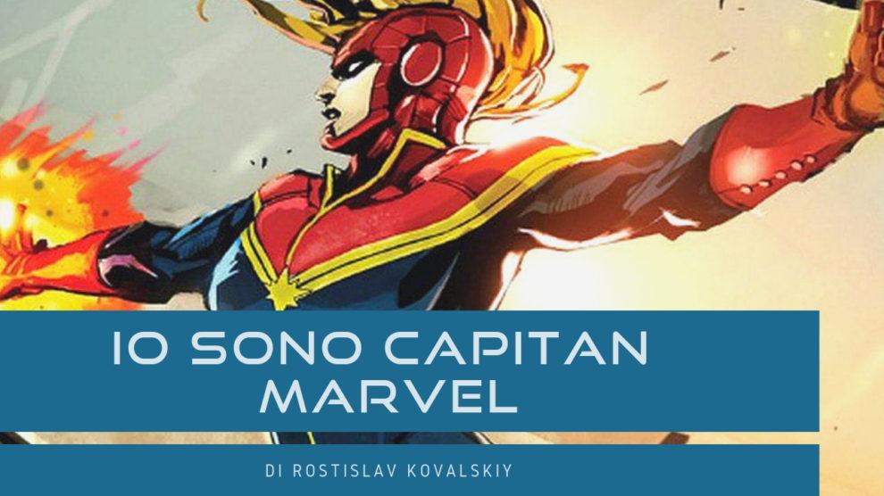 Io Sono Capitan Marvel