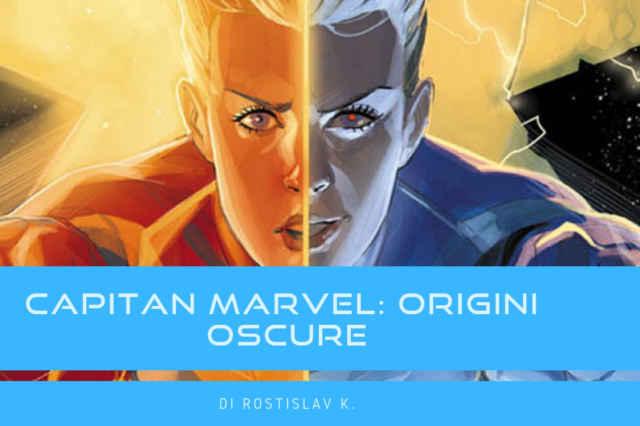 Capitan Marvel: Origini Oscure