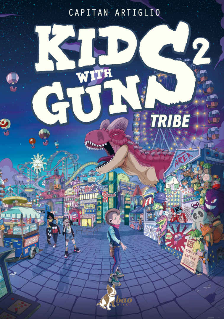 Kids with Guns 2: Tribe Book Cover