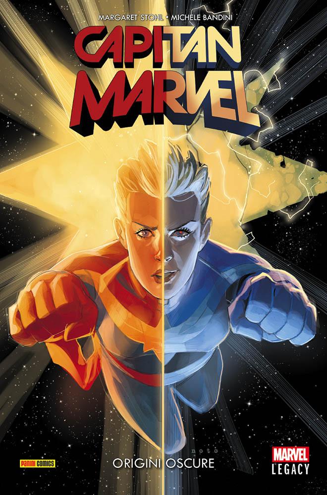 Capitan Marvel: Origini Oscure Book Cover