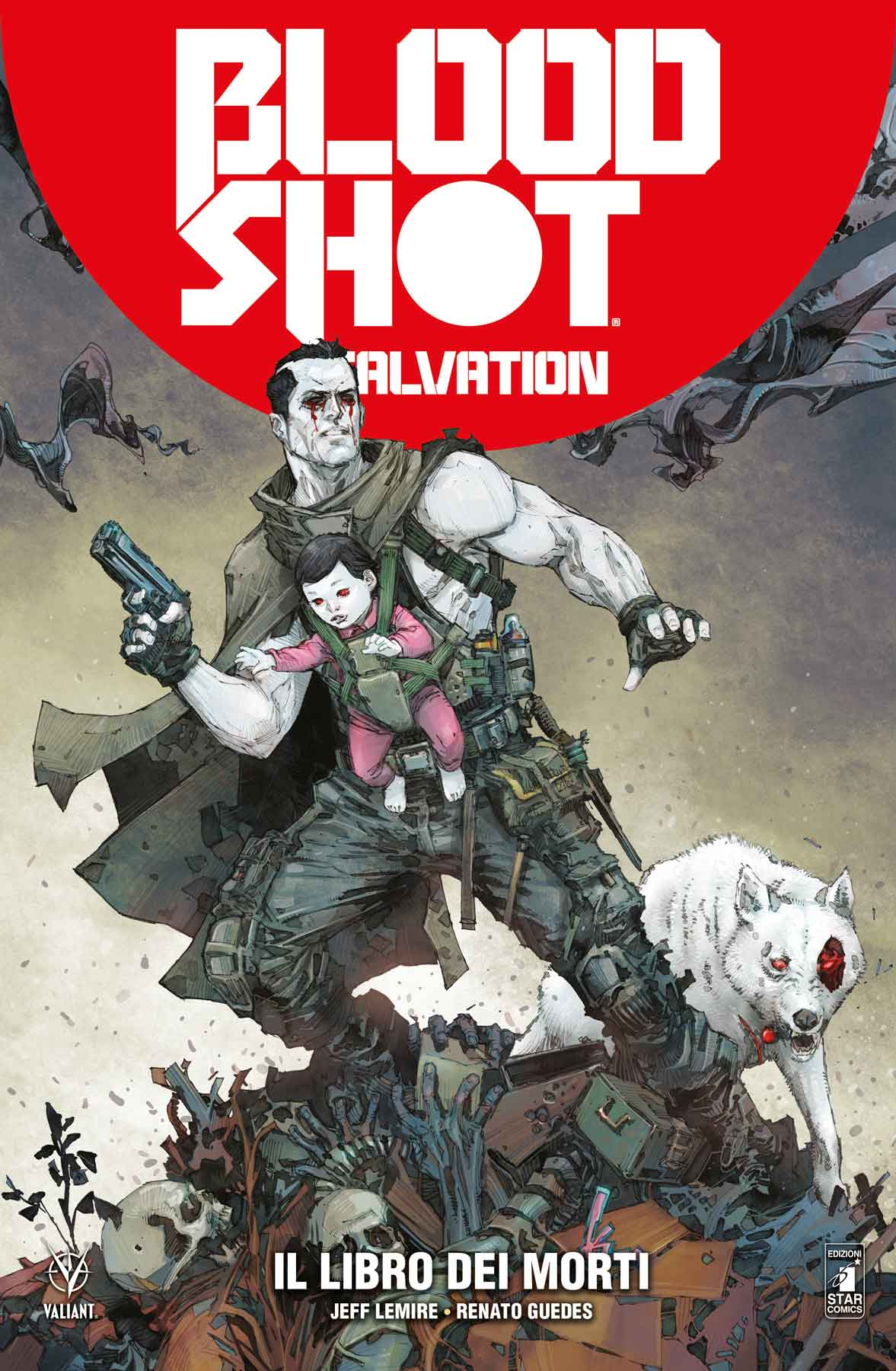 Bloodshot Salvation #2: Il Libro dei Morti Book Cover