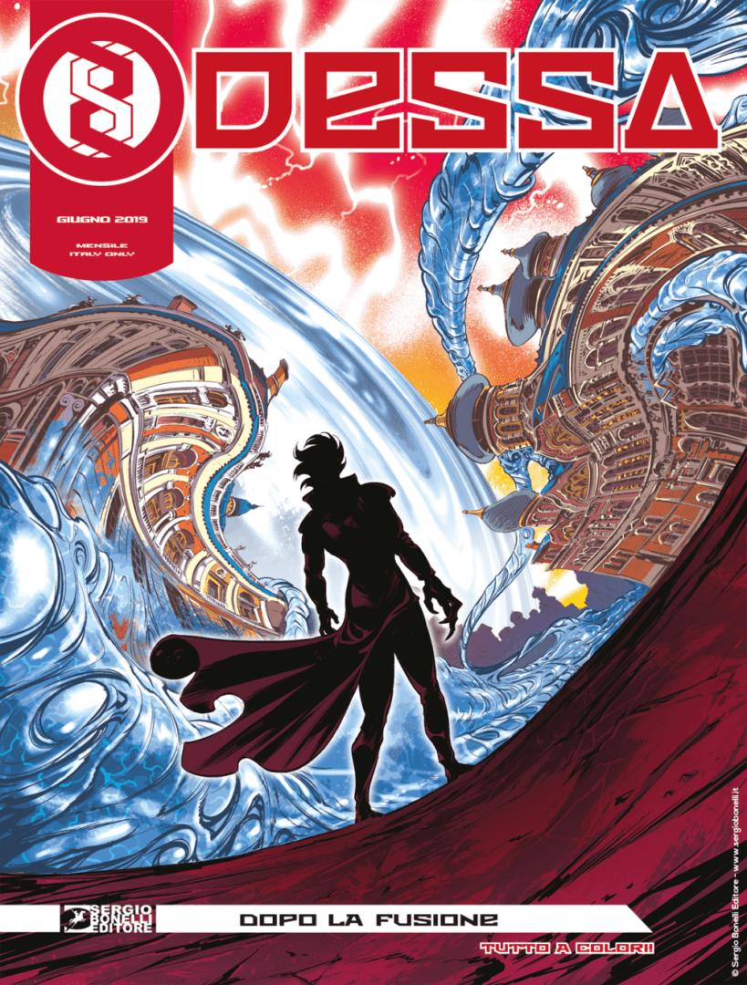 Odessa #1: Dopo la Fusione Book Cover